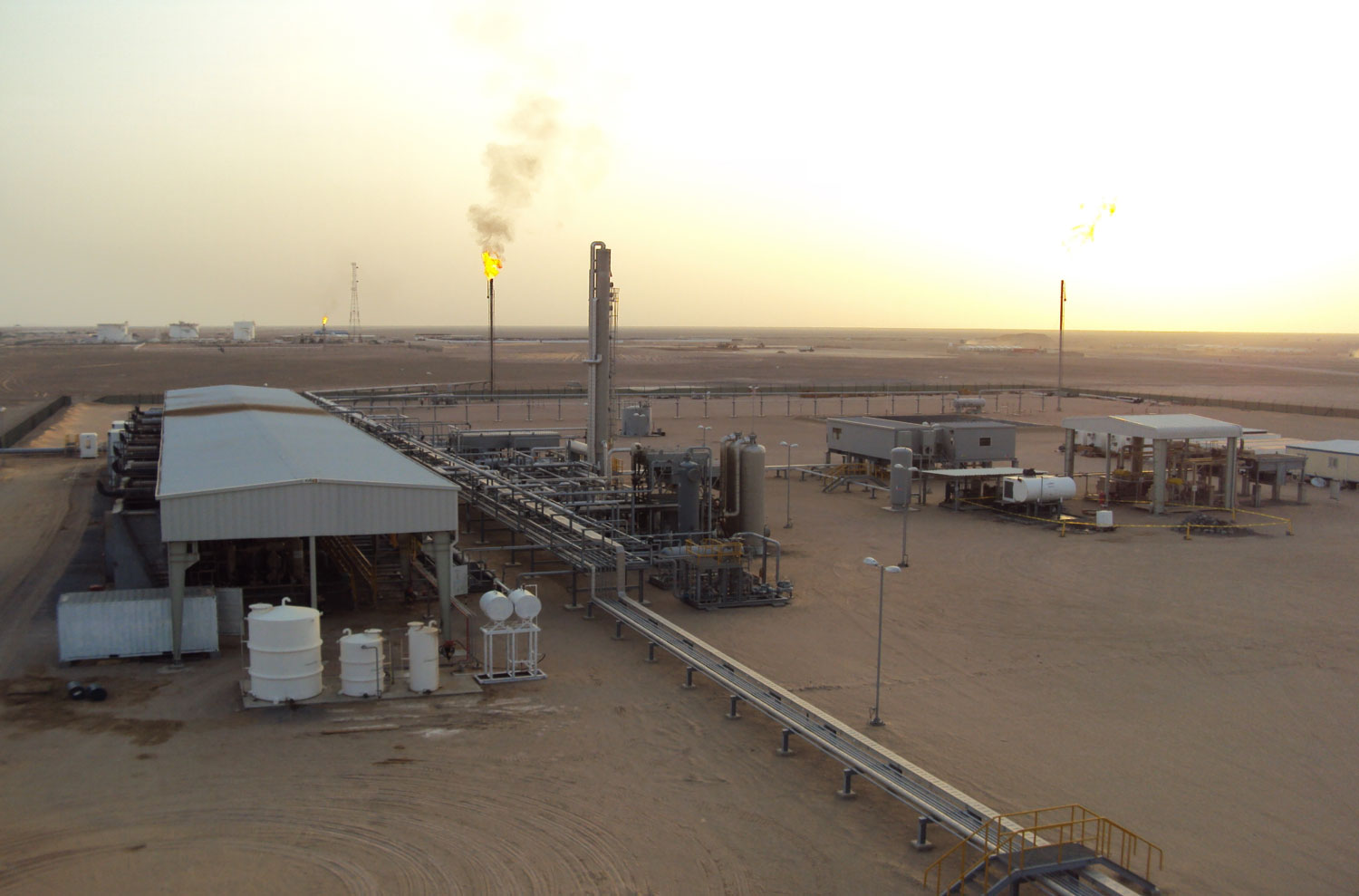 Gas Capture Plant FEED and PMC